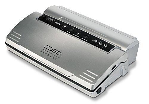 CASO VC 200 Vakuumierer Test