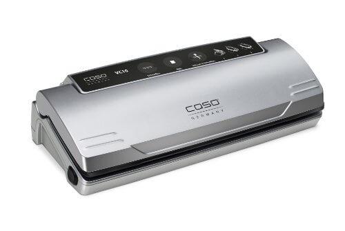 CASO VC 10 Vakuumierer Test